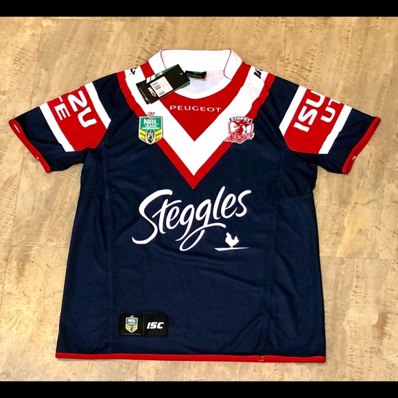 Sydney Roosters NRL Rugby ISC Home Jersey 6545a401f